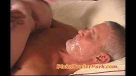 Dixies Trailer Park – The Milf Daughter Daddy And The Cream Pie Eating USA Video