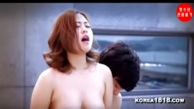 Korean Slut Has Sex On The Rooftop Korean Porno