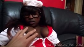 African Porn – Nurse Tintin Treats Tourist With Hard Fuck Nigerian Video