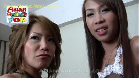 Asian Street Meat – Asian Threesome Cherry And Apple
