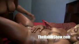 The Habib Show – Lesbian Pussy Banged Lovers Fucked