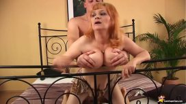 Czech Superstars – Redhead Busty Hairy Mature Rough Fucked Germany Sex