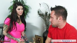 Naughty America – Johnny Castle – Brunette Gf Darling Danika Fucking