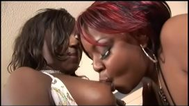 Back To Black – Amile Waters – The Best Friend Of Two Black Lesbians Is A Crystal Dildo Suckable  Lesbo Porn