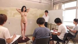 Zenra – Subtitled Cmnf Enf Shy Japanese Milf Nude Art Class In Hd