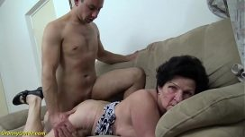 Extreme Movie Pass – Extreme Hairy 86 Years Old Mom Needs A Young Dick
