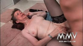 MMV Films – Mmvfilms German Granny Knows How To Fuck
