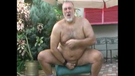 Daddy Strokes – Mark Jerking Off And Playing With Toys