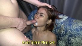 Asian Street Meat – Gob Smacked Asian Semen Slapper Thailandaise Sex Video