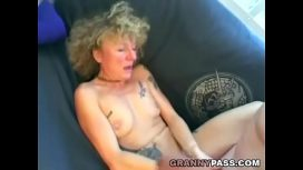 Real Granny Porn – German Granny Turns Into Slut In Her Home