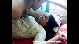 Indian Sex Indian Sex Couple Foreplay Kissing Indian Video