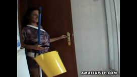 Amateurity – Candy Samira – Busty Amateur Milf Sucks And Rides In Her Bathroom