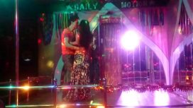 Nepal Desi Bar Girl Dance Of The Floor With A Handsome Boy Indian Porn
