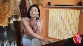 Ladymuffin E Tommy A Canaglia – With The Milf At The Audition We Always End Up With A Blowjob Italy Porn