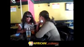 African Porn – Cute Lesbians In African Hook Up