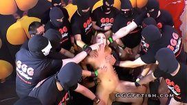 Gangbang Sex With Cumshots From Black Cock Germany Video