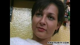 Amateurity – Amateur Gf Toys And Gives Head With Cum On Tits