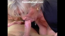 Porno Italians – Milf Blonde Gets Beat By Muscled Stud And Features Milf Di Fa Scopare Dotato Italy Movie