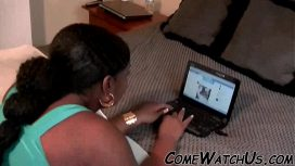 Come Watch Us – Sensual Love Making By Black Couple USA Movie