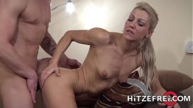 Aby Action – Hitzefrei Tight Body German Blonde Gets Her Ass Reamed  Deutsch Video