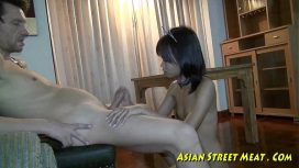 Asian Street Meat – Clean Living Thai Slum Bird Has Bottom Pentrated China Video