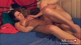 Swissporn – Verena Pussy At Casting Gets Mouth And Tits Fucked Germany Video