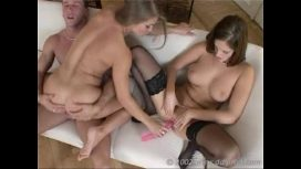 Beautiful Rita Faltoyano Threesome