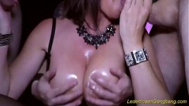 Extreme Movie Pass – Crazy Gangbang With Busty Milf Dacada