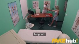 Fake Hub – Sienna Day – Fake Hospital Fast Fucking Gives Blonde Big Tits Brit Multiple Orgasms