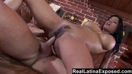 Real Latina Exposed – Reallatinaexposed Anal Cherry Popping With Big Tits Alexis Amore