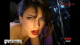 German Goo Girls – Gorgeous Brunette Babe Irina Wants Every Guy To Cum On Her Pretty Face