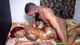 Nigerian Couple – Couple Fucked Raw After Massage