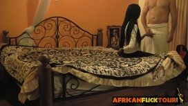 African Porn – Black Amateur African Babe Riding White Cock Nigeria Video