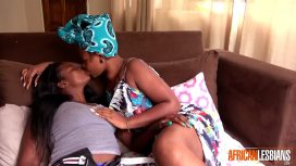 African Porn – African Lesbians Love Licking Wet Pussy