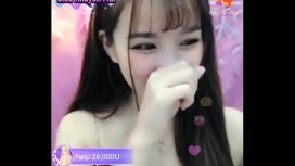 Asian Girl Is So Cute Livestream Uplive Korea Porn
