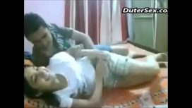 Indian College Couple Having Sex