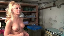 Nude In France – Big Boobed French Mature Gets Her Ass Pounded