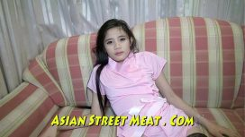 Asian Street Meat – High Class Thailand Girlie Gasps Sweetly