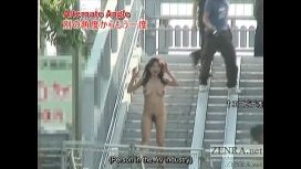 Zenra – Subtitled Busty Japanese Public Nudist Goes For A Walk