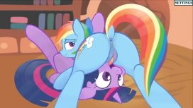 Mlp Clop Twilight Cunnilingus By Htpot Hd Lesbo Movie