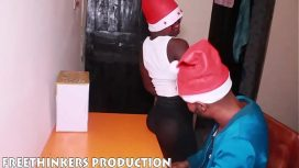 Casted Raw – Round Ass Naija Girl Fucking Neighbour Big Cock For Christmas Gift Nigerian Video