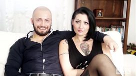 Ladymuffin E Tommy A Canaglia – Casting Alla Italiana Lady Muffin Hardcore Sex Before Anal For Italian Milf