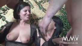 MMV Films – German Private Mature Swingers Club Germany Porn