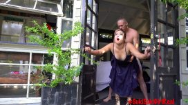 Public Outdoors Dripping Creampie With Ig Model Sukisukigirlreal Andy Savage Chinese Movie