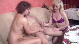Scout69 Com – Two German Milf Teach Young Virgin Boy To Fuck