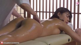 Japanese Oil Massage Big Tits Jav Porn