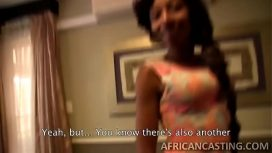 African Porn – Skinny Girl Riding Monster Boner African Sexy Video