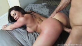 Naughty America Find Your Fantasy Kendra Lust Fucking In The Bedroom American Movie