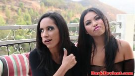 Deviant Hardcore – Femdom Cindy Starfall Demands Oral From Babe