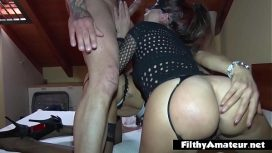 Filthy Amateur – Two Depraved Wives Take Cock In The Ass Secretly In Amateur